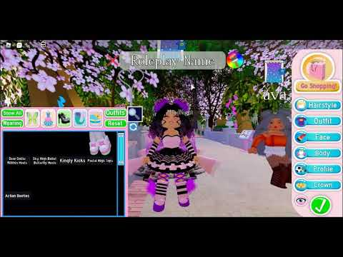 I Tried The One Color Outfit Challenge In Royale High Roblox One Color Outfit Challenge Roblox Royale High Youtube