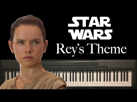 Rey's Theme from Star Wars The Force Awakens (Piano) [audio only]