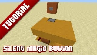 Minecraft Tutorial: Silent magic button
