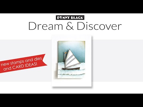 Penny Black Dream & Discover Collection