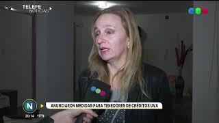 Damnificados por créditos UVA dicen que las medidas de Macri son insuficientes