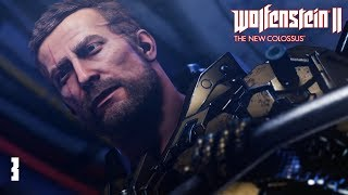 Wolfenstein II: The New Colossus (Ep.3) - ODIN