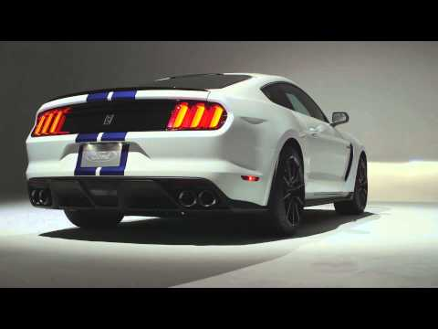 2016 Ford Mustang Shelby GT350 Studio