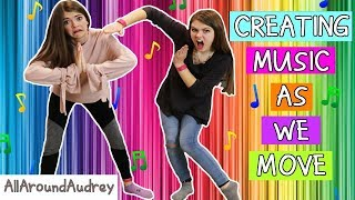 funny dance skits we can make music by moving allaroundaudrey