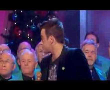Robbie Williams I Dreamin of A White Christmas