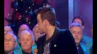 Download Robbie Williams I Dreamin of A White Christmas MP3 song and Music Video