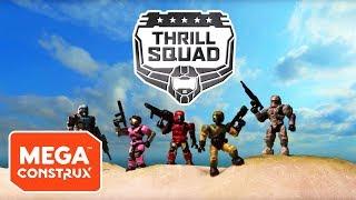 Thrill Squad: Part 1 | Halo | Mega Construx