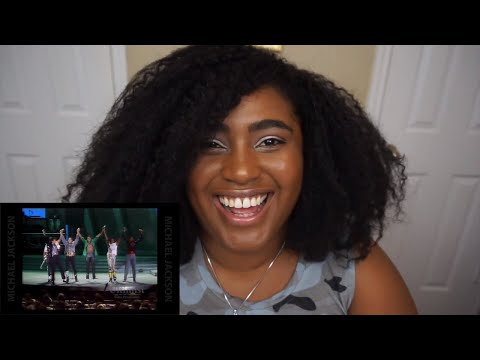 MICHAEL JACKSON - Motown 25 Jackson 5 Medley REACTION **REQUESTED**