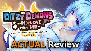 The Ditzy Demons Are in Love With Me (ACTUAL Game Review) [PC]