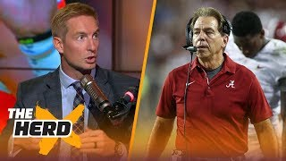 Joel Klatt impressed with Ohio State, Critical of Alabama going into November | THE HERD
