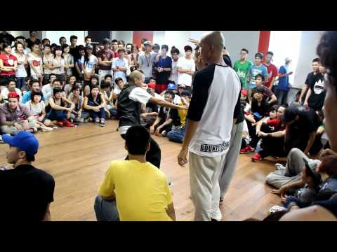 Hanoi Jam 1 vs 1 Battle (Cypher Part 2)
