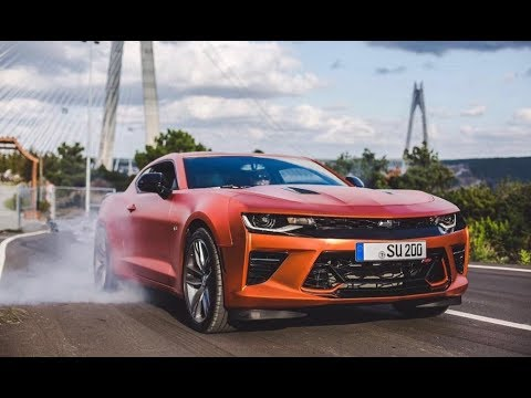 Gmg Garage Bayram Ozel Chevrolet Camaro Mat Satin Flex Orange Chrome Youtube