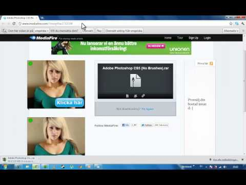 How to download PhotoShop (CS5) on pc for free.IT works fully