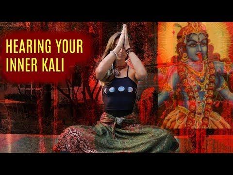 TALKING WITH GODDESS KALI