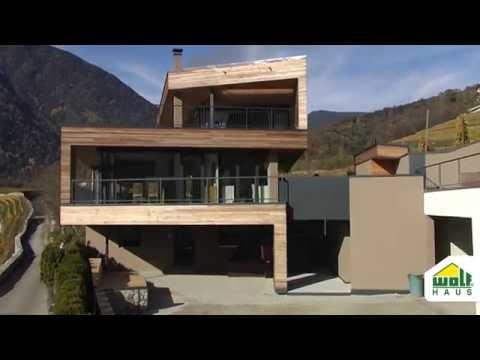 WOLF HAUS - Sopraelevazione e Design - Progetto Perathoner