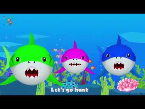 eğlenceli-çocuk-videosu-baby-shark-do-do-do-{lets-go-hunt}