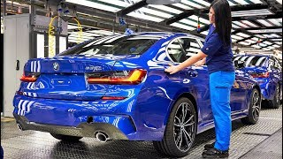 2019 BMW 3 Series Production at San Luis Potosi Plant Mexico