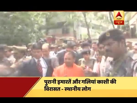 Jan Man: Old buildings being destroyed for the expansion of Kashi Vishwanath Temple?