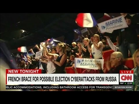 French worry about election hacking by Russia