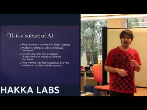 Deep Learning: Machine Perception and Its Applications - Adam Gibson