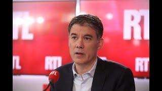 Faure appelle Macron, sur RTL, à être présent à la Marche contre l'antisémitisme