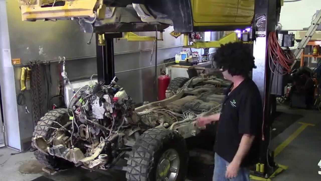 Johnny Magic Motorhead Messiah H 2 Hummer Duramax Sel Conversion Phase One Hybrid You