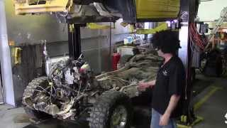 Johnny Magic H-2 Hummer Duramax Diesel  conversion Phase ONE Hybrid