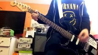 Nirvana - Rape Me (Guitar Cover) HD