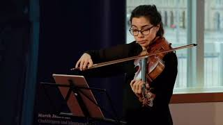 Mozart G Major Duo 3rd mov / Sara Ferrandez viola, Rimma Benyumova