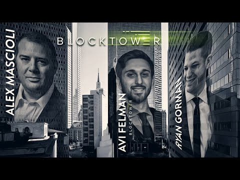 'Post-Bitcoin Halving & Cryptocurrency Markets and Trading' With Avi Felman of BlockTower Capital