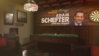 ESPN's Adam Schefter Joins The Dan Patrick Show | Full Interview | 1/2/18
