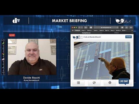 Market Briefing: analisi e scenari con Davide Biocchi, Stefano Bargiacchi e i loro ospiti
