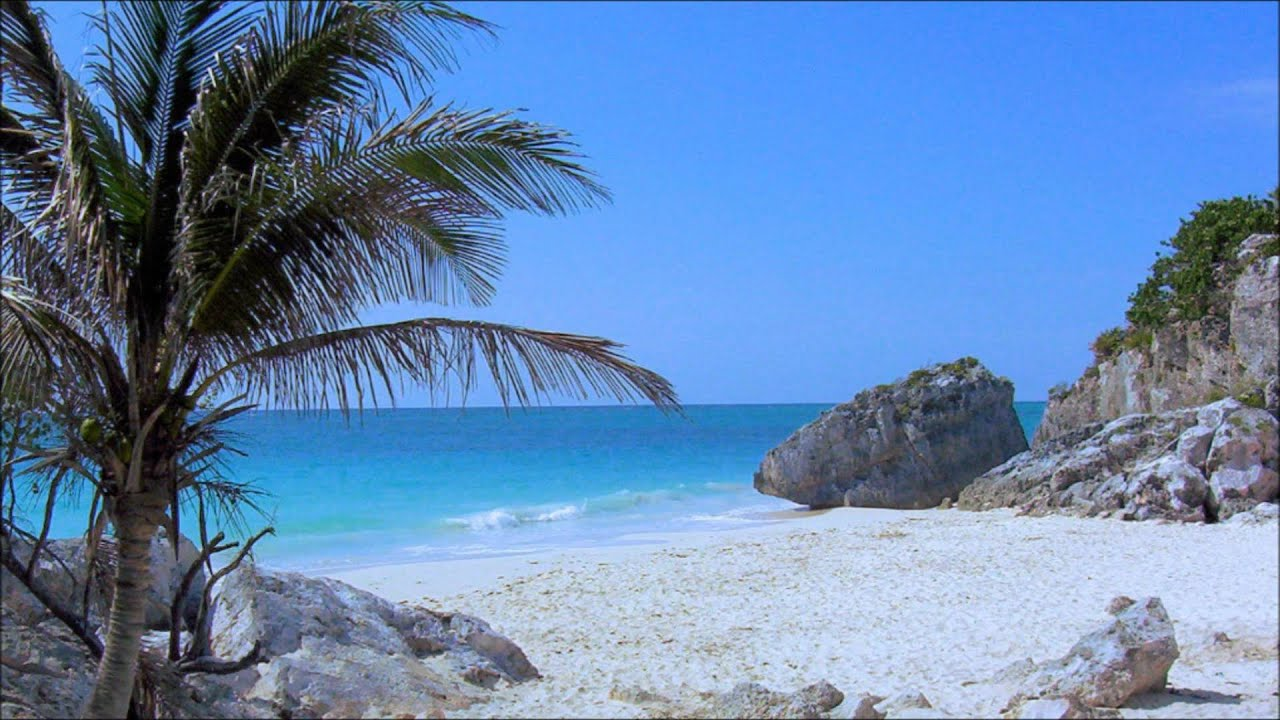 Caribbean Relaxation: Best Caribbean Beaches Relaxation Video
