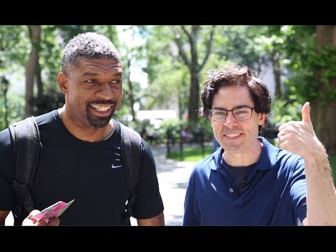 17 Random Acts of Kindness in New York City | with Mark Malkoff | Mashable