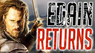 RETURN OF THE EDAIN!! Edain Mod 4.5 is Realllll