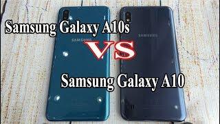 Samsung Galaxy A10s VS Samsung Galaxy A10