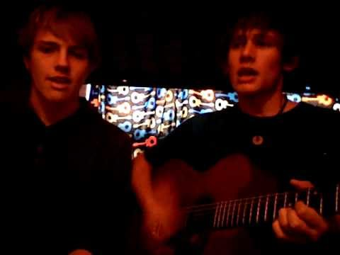 Simon and Garfunkel - A Poem On The Underground Wall - Cover - Andrew and Kitch mp3