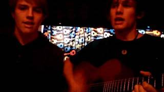 Simon and Garfunkel - A Poem On The Underground Wall - Cover - Andrew and Kitch