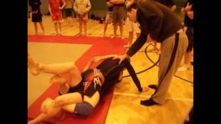 Submission Grappling Intervasities 2011 - Under 65Kg - Niall Scollard  Match 1