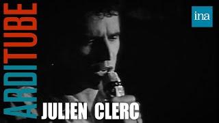 """Julien Clerc """"Ballade pour un fou"""" - Archive INA"""