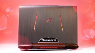 ASUS G752VM Gaming Laptop Review