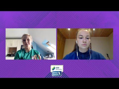 WNL INTERVIEW | Éabha O'Mahony - Cork City