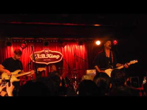 Richie Kotzen - Go Faster/Love Is Blind/Your Entertainer {BB KING NYC 5/11/17}