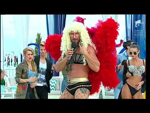 "Nicki Minaj - ""Pound the Alarm"". Dorian Popa a făcut super-show"