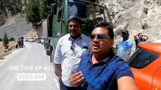 Download Srinagar to Zoji La Pass via NH 1, INB Trip EP #61 Mp3