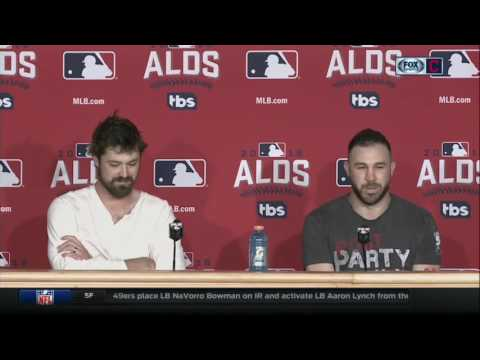 Jason Kipnis comments on going back-to-back with Francisco Lindor in Cleveland Indians' big inning