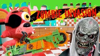 FNAF Plush – Zombie Invasion