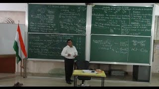 Chemistry IIT JEE Video Lecture