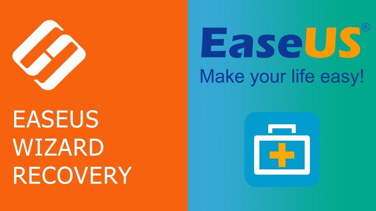 Как восстановить файлы с внешнего жесткого диска в 2019 с EaseUS Data Recovery Wizard ⚕️??