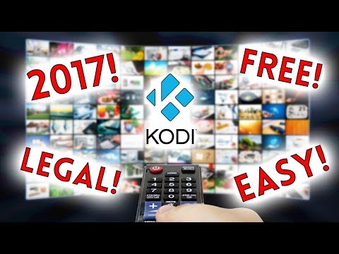 HOW TO WATCH ANY MOVIE OR TV SHOW FREE! (2017) (LEGAL)
